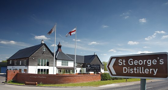 Norfolk, UK: The English Whisky Co