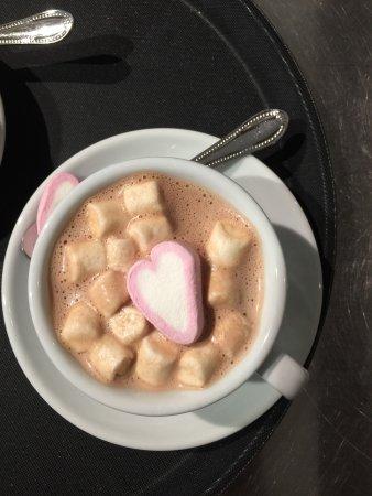 Rapperswil, Switzerland: Café Cuore, Del Brocco