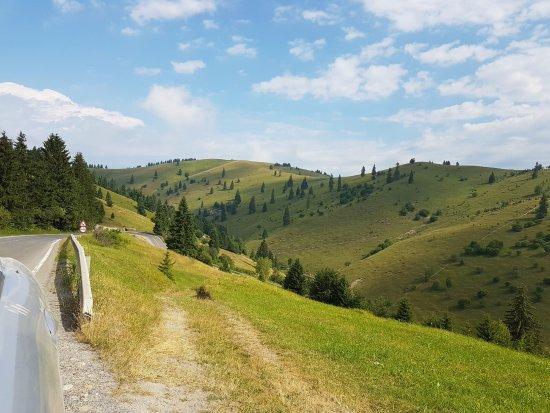 Ghimes-Faget, Ρουμανία: Gyimesbükk közelében