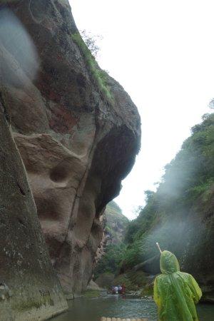 Shangqing Stream: 雨でも途中で中止にはなりません