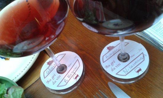 Au Gre du Vin et des Saveurs Gourmandes