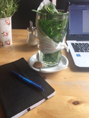 Cafe Diesseits: Sehr gemütlich ☺️