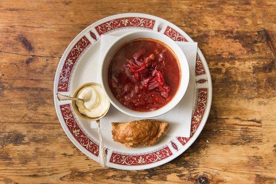 Bellevue: Borshch Soup