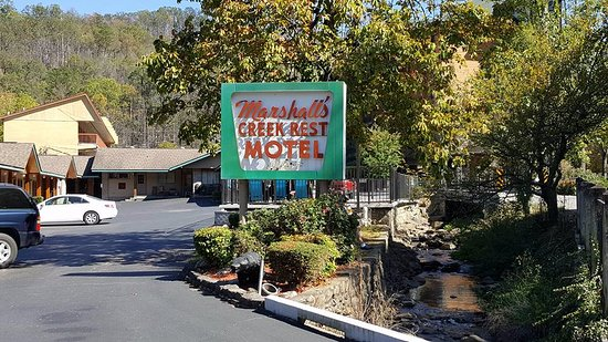 Marshall's Creek Rest Motel Bild