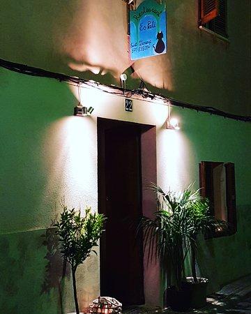 Restaurant Es Pati: Außenansicht