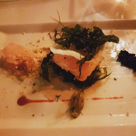 Restaurant Es Pati: Vorspeise