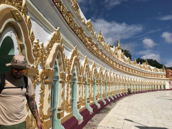 Sagaing, Birmanie (Myanmar) : photo0.jpg