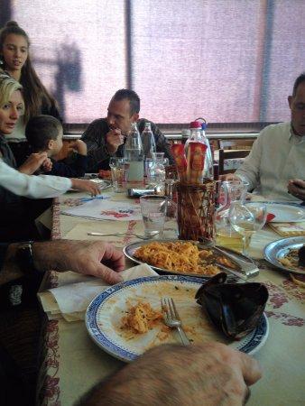 Vaglia, Italia: i nostri parenti soddisfatti da grandi, piccini, anziani.... !