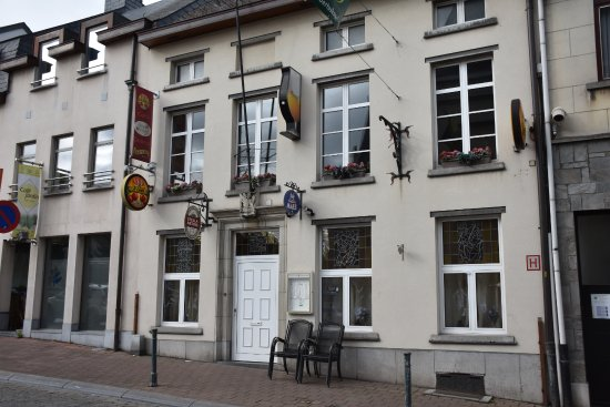 Den Engel in de Kerkstraat in Tervuren
