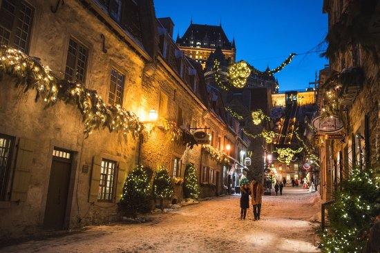 Quebec City Restaurants