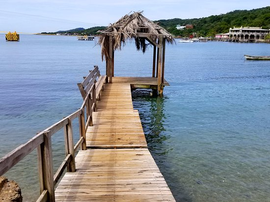 Coxen Hole, Honduras: Perfect photo spot