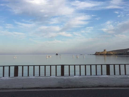 Andros Town, Greece: Η καλύτερη στιγμή , στο καλύτερο μέρος....!!! ❤️❤️❤️