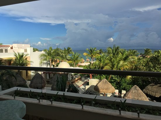 Excellence Playa Mujeres: View from room 8268