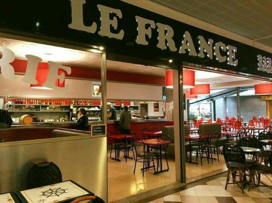 le france cherbourg restaurant avis num ro de t l phone photos tripadvisor. Black Bedroom Furniture Sets. Home Design Ideas