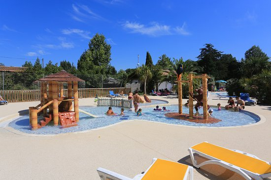 Camping Le Saint Hubert (France/Charente-Maritime) - Campground ...
