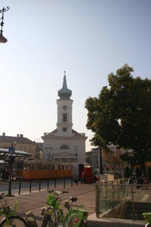 Mercure Budapest Korona Hotel: церковь кальвинистов