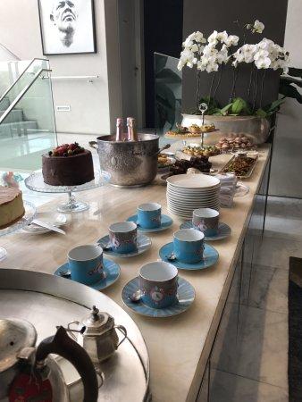 MannaBay: Afternoon Tea