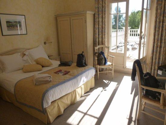 Grand Hotel Les Lecques : Grand Hôtel Les Lecques_St Cyr s/Mer_Notre chambre