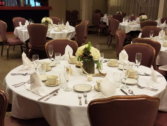New Milford, PA: Banquet room