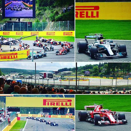 Circuit de Spa-Francorchamps : Best of GP F1 Spa 2017