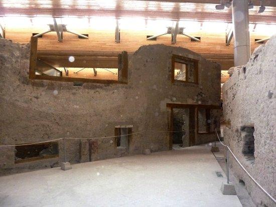 Fouilles d'Akrotiri