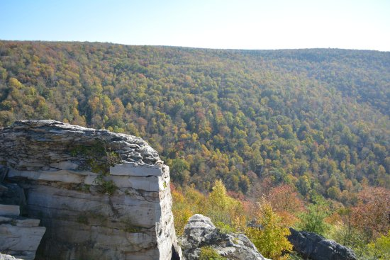 Davis, WV: View from Lindy Point