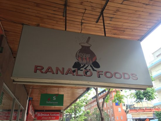 Ranalo Swahili Food - Picture of K'Osewe Ranalo Foods, Nairobi - Tripadvisor