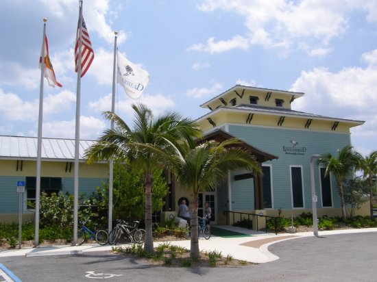 Juno Beach, FL: Loggerhead Marinelife Center Building