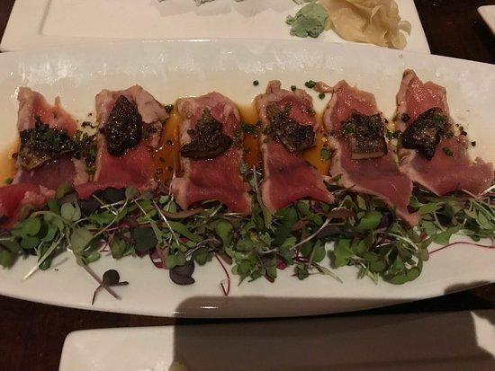 Koi new york city midtown menu prices restaurant for Koi bryant park hotel