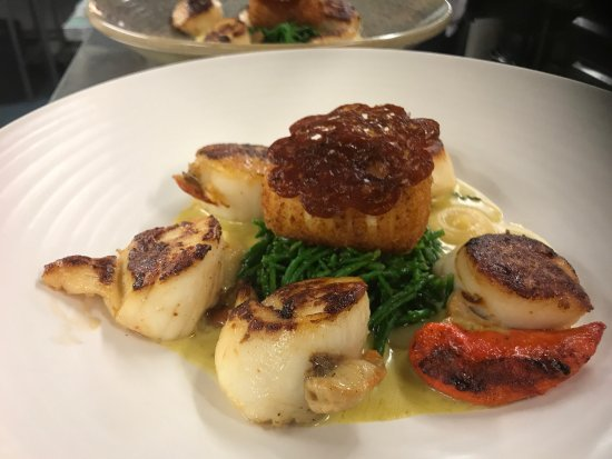 Downderry, UK: Fabulous fresh foods all from locally sourced suppliers