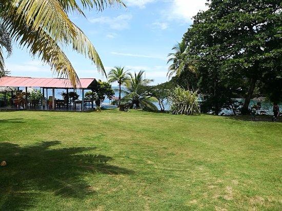 Bahia el Aguacate: Llegando a Playa El Aguacate