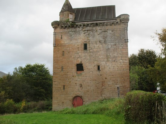 ‪Sauchie Tower‬