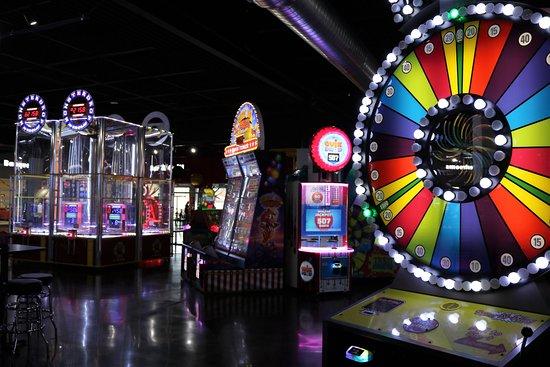Brunswick, Ohio: Arcade Games