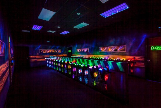 Brunswick, Ohio: Laser Tag
