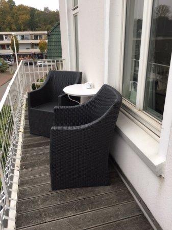 Gromitz, Tyskland: Balkon