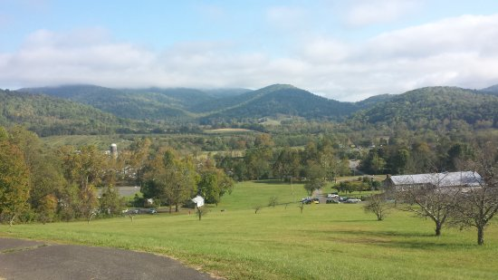 Syria, Βιρτζίνια: Graves Mountain Valley