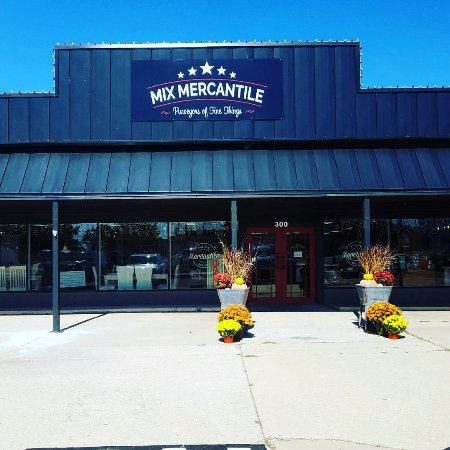 ‪The Mix Mercantile‬