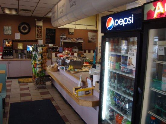 Dickson City, PA: Interior view
