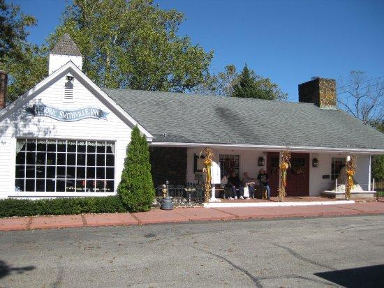 Smithville, NJ: Main entrance