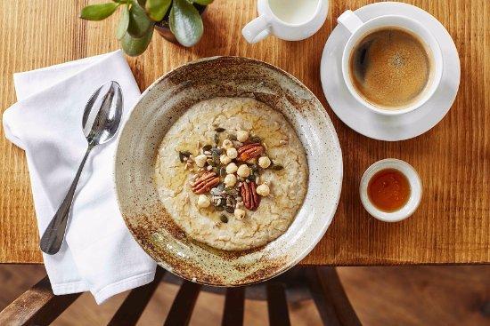 Clearwell, UK: Tudor Farmhouse Porridge