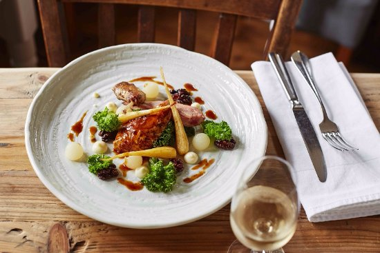Clearwell, UK: Tudor Farmhouse Roast Partridge