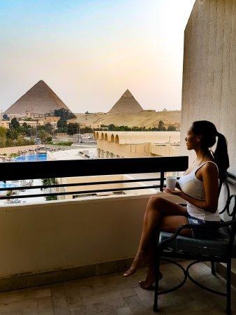 Le Meridien Pyramids Hotel & Spa Photo
