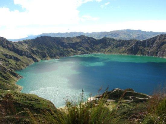 Quilotoa, Ισημερινός: Vista