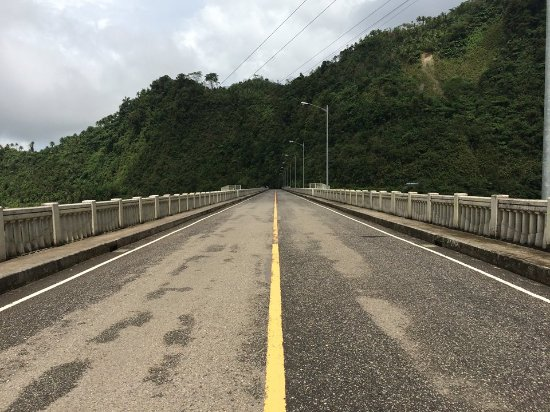 Sogod, Filipinas: agas-agas bridge