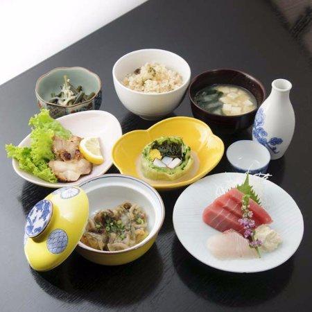 Yuki, Ιαπωνία: 会席料理