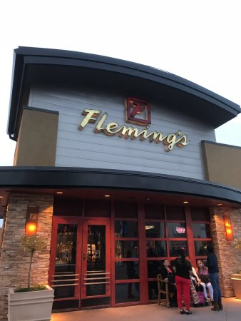 Fresno Fleming's Prime Steakhouse & Wine Bar