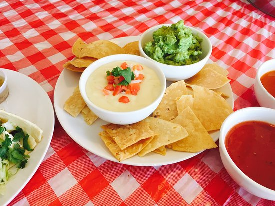 Rockwall, TX: Chips Queso and Guacamole