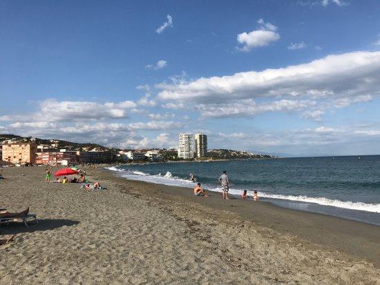 Sotogrande, Spain: La spiaggia