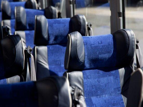 Southampton, NY: Plush 2+1 Row Seating on board Hampton Ambassador