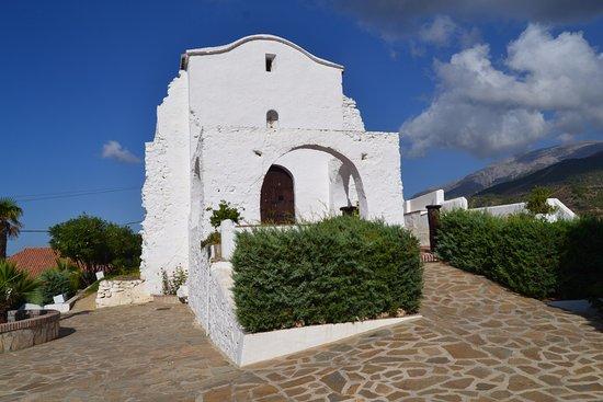 Canillas de Albaida, Spanje: Hermita de Santa Ana